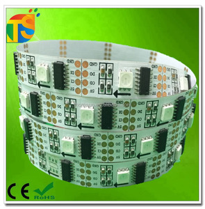Digital flexible ws2801 32led rgb led strip light 5v ip20 ip65 ip67