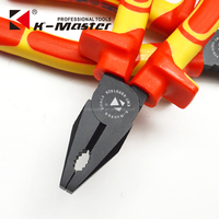 160mm VDE 1000V electric combination plier Mechanics Electrician Insulated Tools