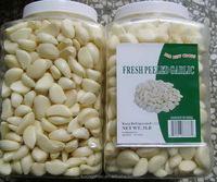 Peeled Garlic Cloves White Garlic Cloves For export