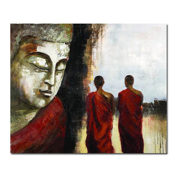 Handmade Modern Art Thai Buddha Painting Buy Thai Buddha Painting Thai Buddha Painting Thai Buddha Painting Product On Alibaba Com