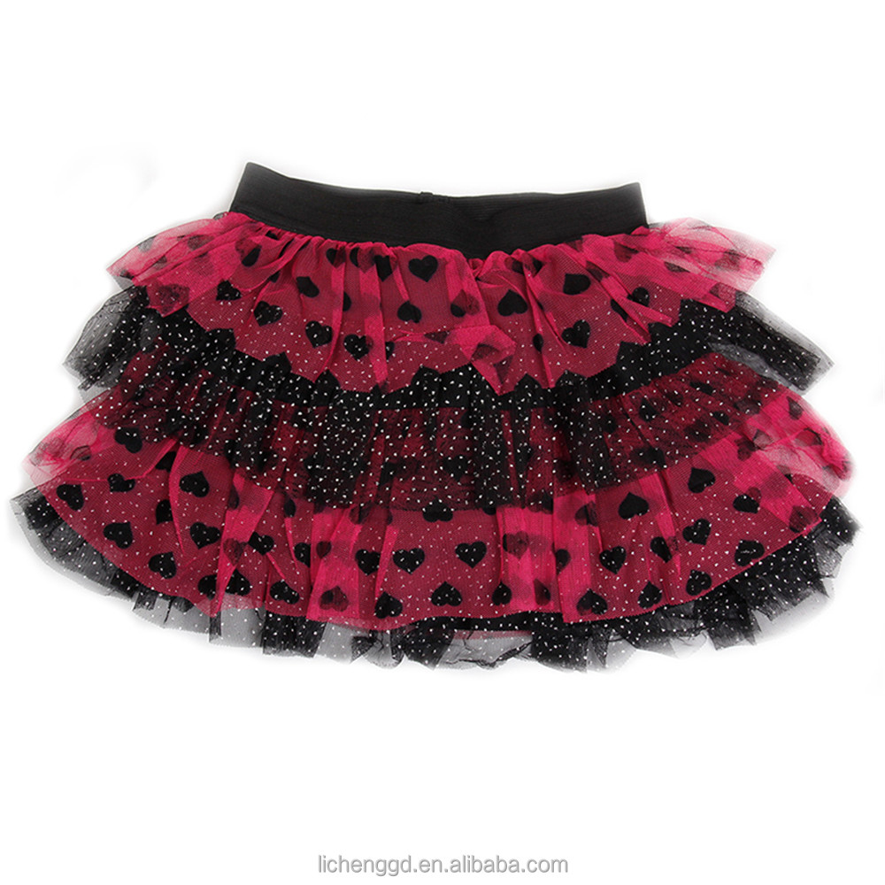 12M-5T ( M4612) Nova kids garments ready to sell high quality wholesale children girl skirts
