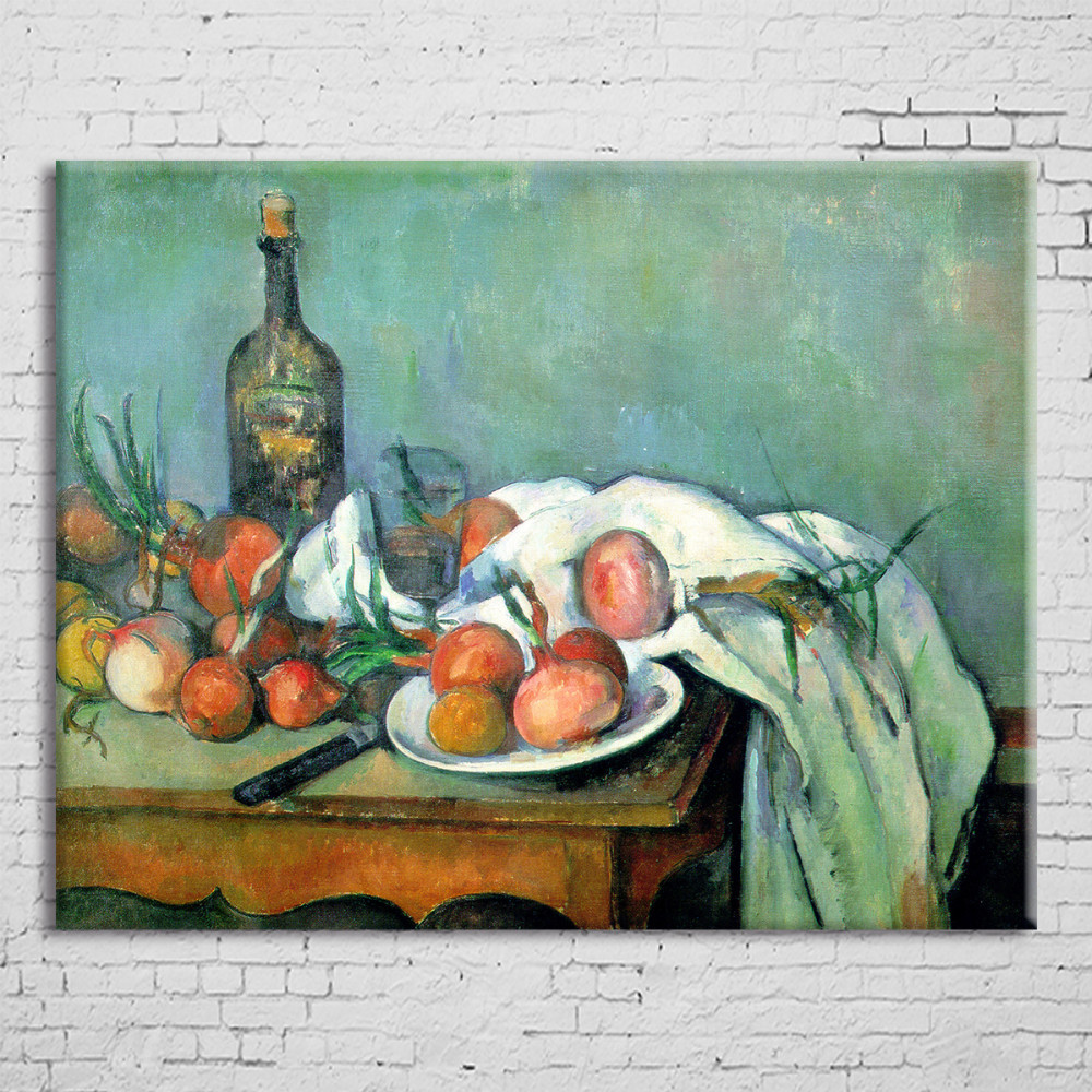 Chinese modern impressionist decorative fruit oil painting
