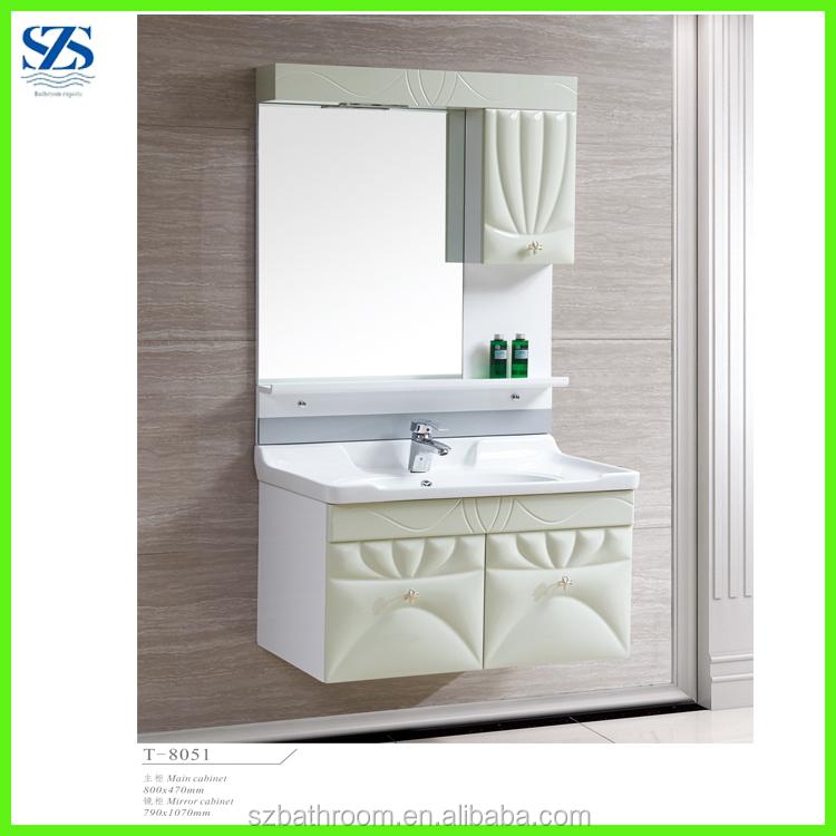 Unassembled Bathroom Vanities