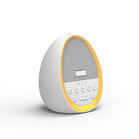 Hot Sale Wireless White Noise Sleep Sound Machine Baby Portable Music Light Sleep Machine