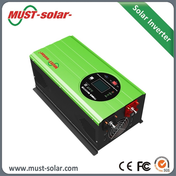 Low Frequency MPPT Solar inverter 12V 220V 1-200KW