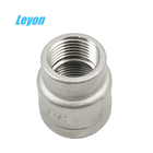 Stainless Steel Ansi 304 Stainless Steel Pipe Fitting BSPP Reducing Socket Ansi Bsi Reducing Coupling Fittings