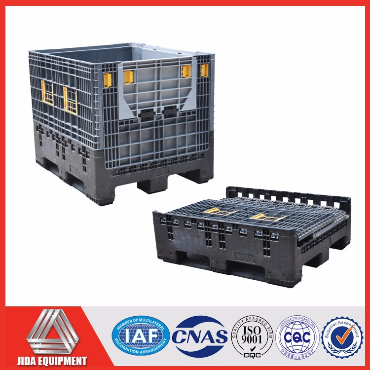 Logistic Storage Box Nestable Moving Boxes Plastic Storage Box