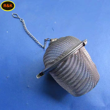 304 stainless steel tea infuser mug ball