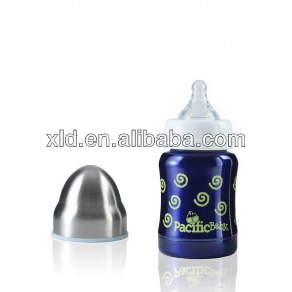 baby thermoskanne mit tasse edelstahl vakuumflasche und. Black Bedroom Furniture Sets. Home Design Ideas
