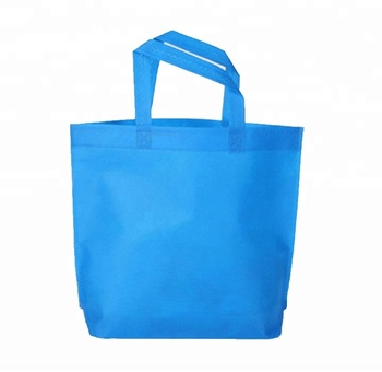 Ginzeal 2019 New Wholesale Custom Shopping Pla Tote Non Woven Bag