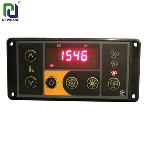 CG220209 auto construction truck air conditioner HVAC climate control panel