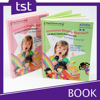 Good Quality Printing Children Books for Education