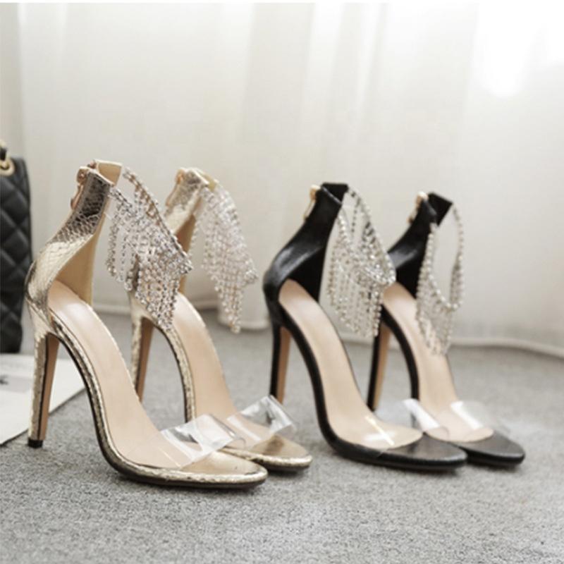 comprare a buon mercato morbido e leggero 100% di alta qualità scarpe eleganti trasparenti all'ingrosso-Acquista online i ...