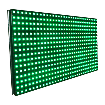 Indoor Usage And 160mmx160mm,32x32 Screen Dimension Led P10 Display Module  - Buy Indoor P10 Display,P10 Led Screen,Indoor P10 Display Module Product
