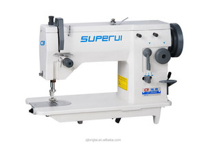 High-speed lockstitch professional zigzag used industrial sewing machine LT-20U53 for sale