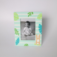 Hot wholesale 4*6 photo frame digital for baby kids