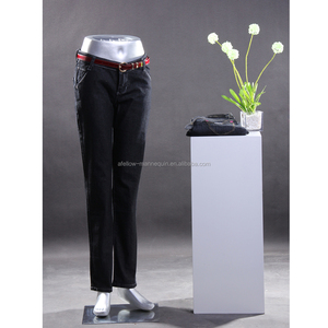 Hot sale high quality lower body torso fashion design women skinny jens pants mannequin