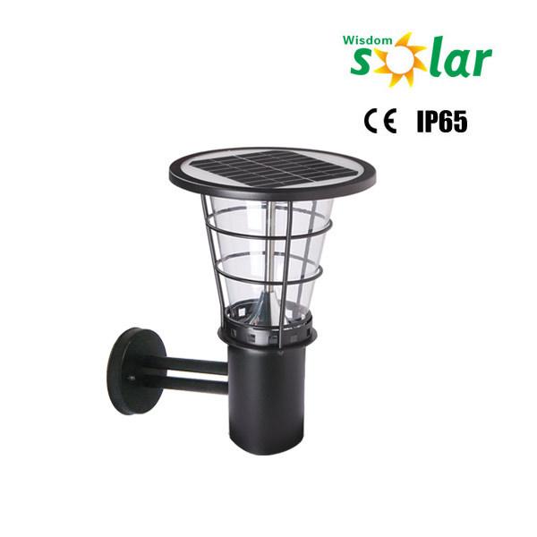 36pcs Led Outdoor Hotel Solar Wall Lamp Solar Garden Wall Light With Motion Sensor Jr-2602b ...