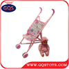 Lovely baby doll stroller toy for sale