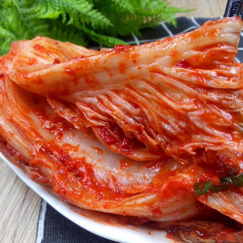 Spicy Cabbage Kimchi korean Kimchi
