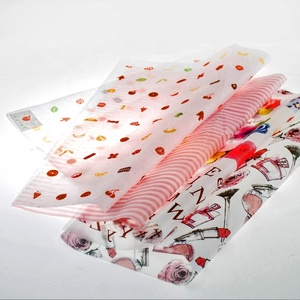 Unique Design Colorful Packaging Flower Gift Wrapping Paper