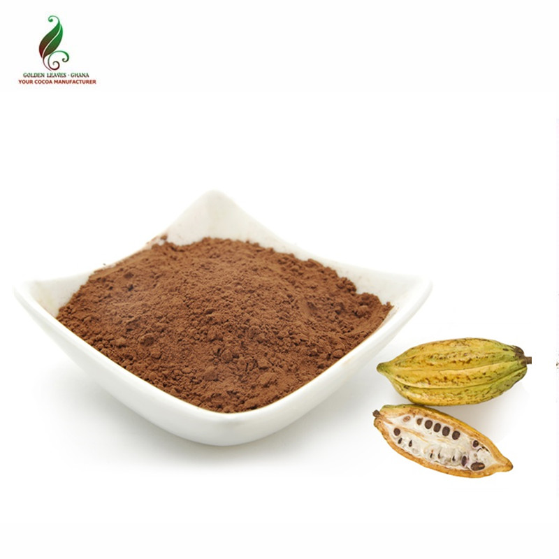GHANA FACTORY PRICE COCOA POWDER ALKALIZED