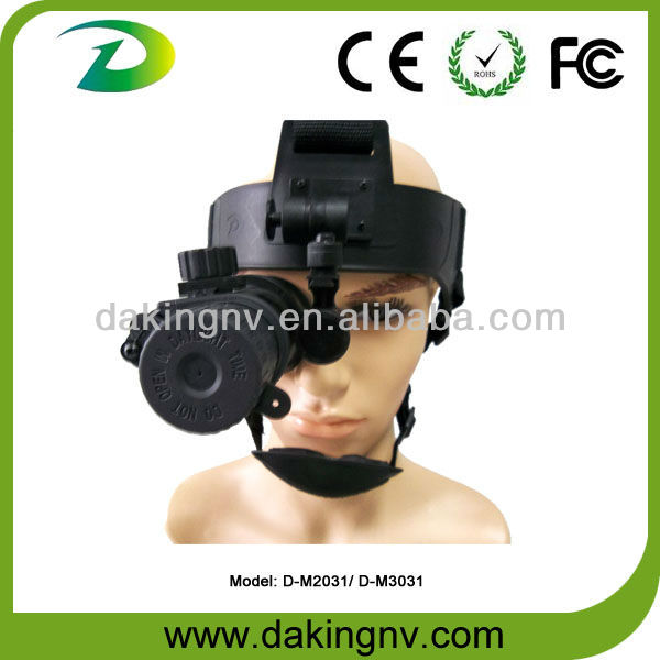 Night vision monocular housing with water proof function D-M2031