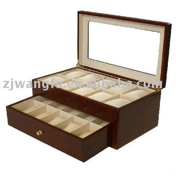 wooden watch box for 20 watches buy wooden watch box wood watch wooden watch box for 20 watches