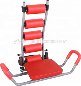 Abdominal Exercise Machine Multifunction Rocket Twister Body Fit Total Core