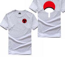 Модная футболка Наруто, футболка из 100% хлопка с коротким рукавом для мужчин и женщин, футболка с круглым вырезом и рисунком аниме «Жемчуг др...(Китай)
