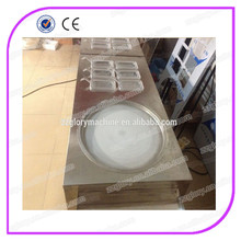 Typical Morden High Configuration Hot Sale Italian Rolled Fried Ice Cream Making Machine