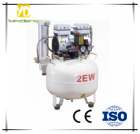 Dental Portable Silent Oill-free Air Compressor for Dental Chair