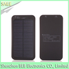 Real 5000mah mobile solar charger for iphone samsung phone solar charger has low cost