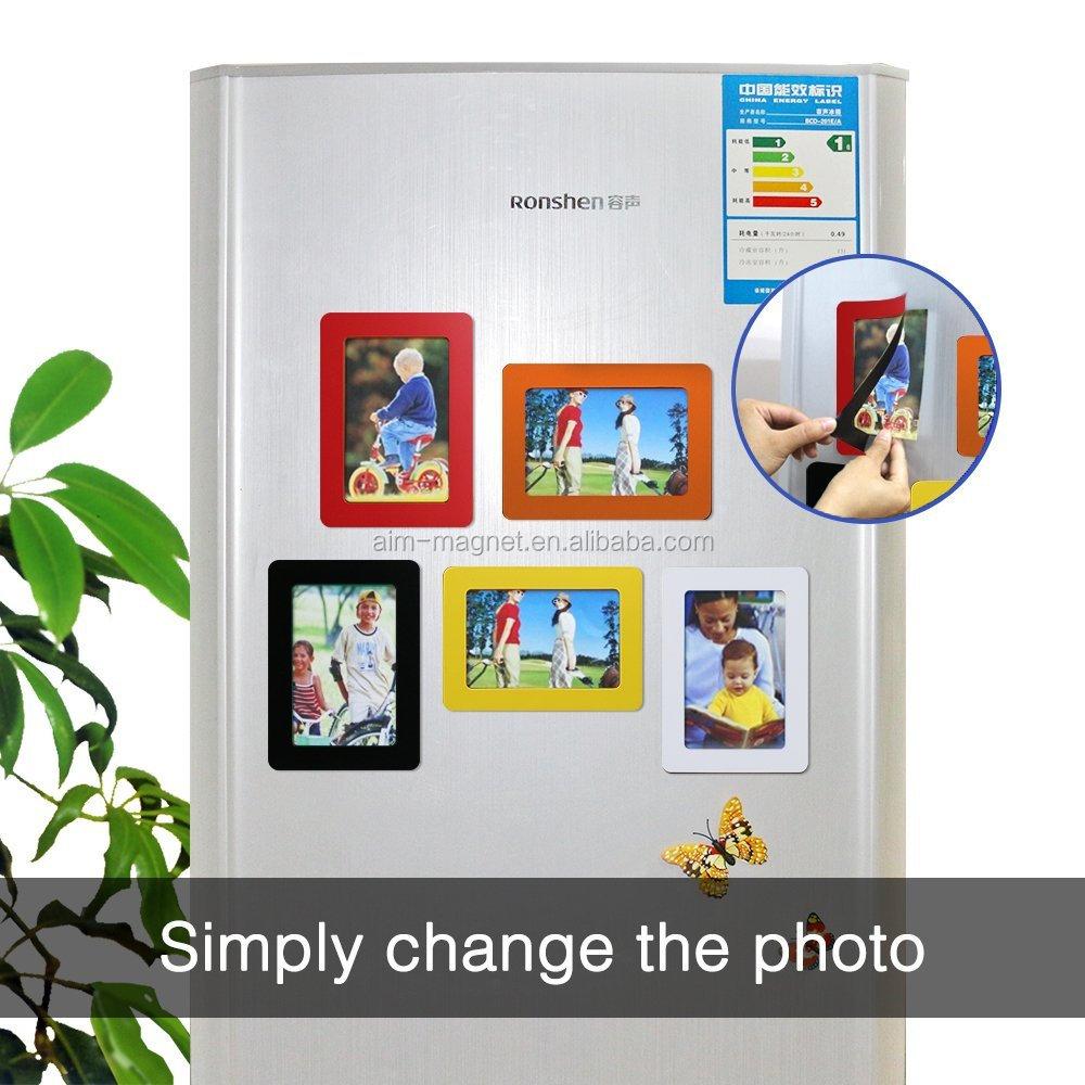 Erfreut Magnet Picture Frames For Refrigerator Fotos - Rahmen Ideen ...
