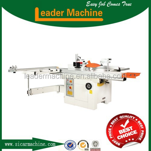 400B saw spindle moulder combination machines by CE Certification