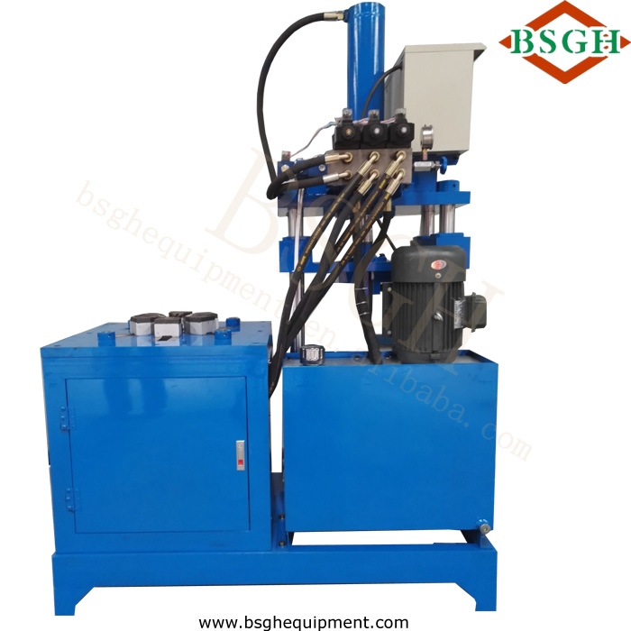 Recycling Tools MR-T AC Gear Suction Motor Single Phase Electric Motor Rotor Cutting Machine