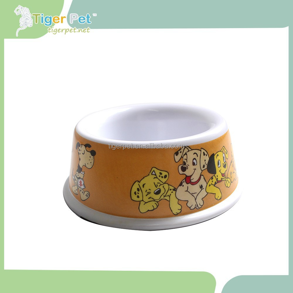 2015 China wholesale High quality white porcelain pet food bowl