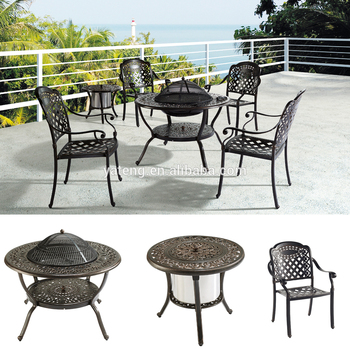 Outdoor Furniture Steel Mesh Patio