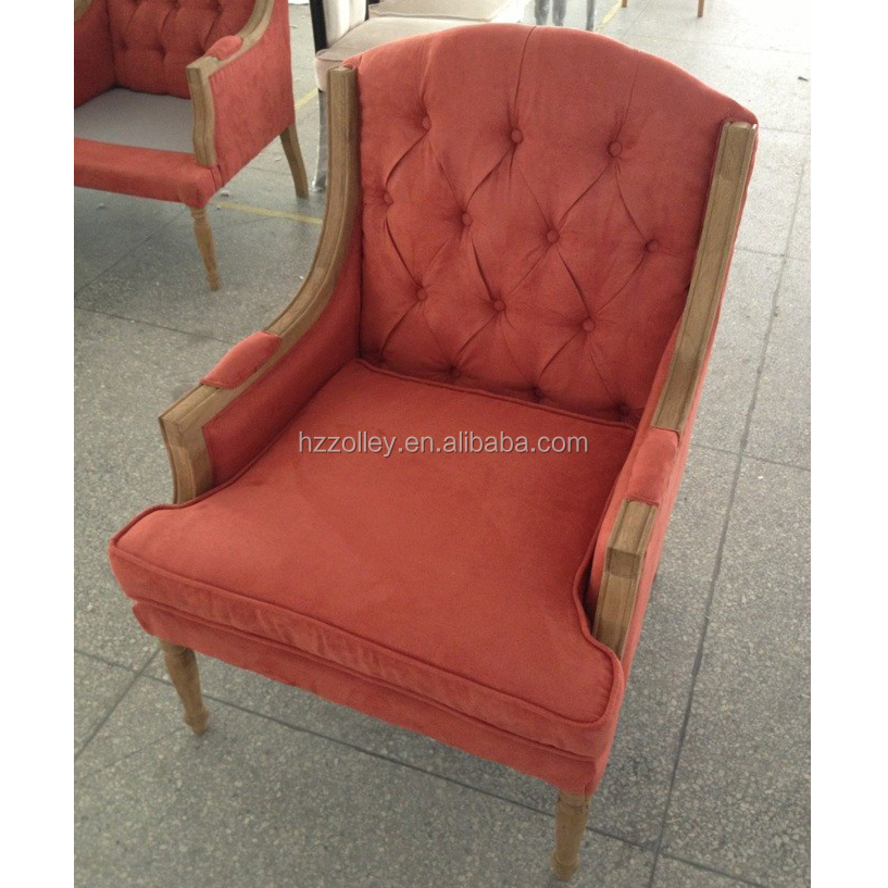 Classic Australia Fashion old people wood accent chair