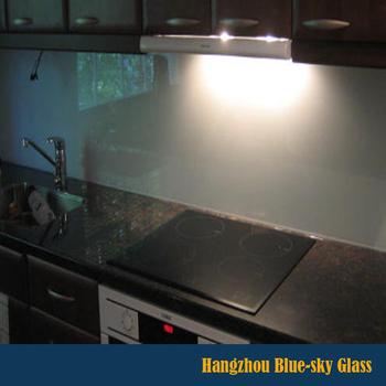 Siebdruck Gehärtetem Glas Verwendung Für Küche Spritzschutz - Buy  Gehärtetem Spritzschutz Aus Glas,Zurück Lackiertem Glas,Küche Splashback  Glas ...