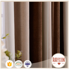 Fashion design Rayxin 1801-1arch beaded antibacterial hospital auto curtain for living room