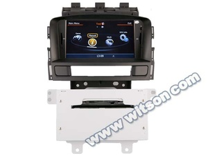 WITSON OPEL ASTRA J 2010-2012 CAR RADIO NAVIGATION WITH A8 CHIPSET DUAL CORE 1080P V-20 DISC WIFI 3G INTERNET