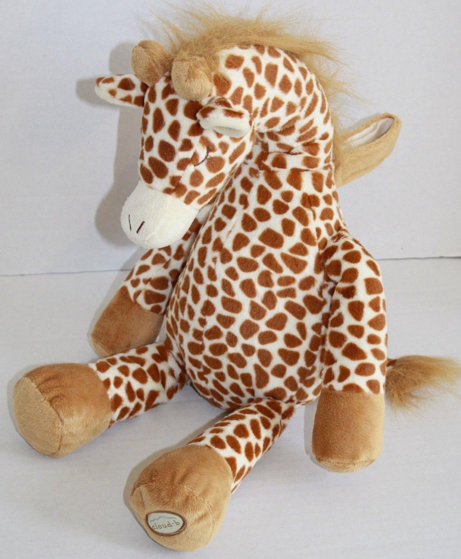 Buy Cloud B Gentle Giraffe On the Go Plush Sound Machine in