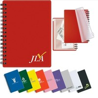 A5 size custom notebook manufacturer for students and office