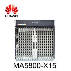 Huawei GPON/EPON FTTH OLT Equipment MA5800-X15