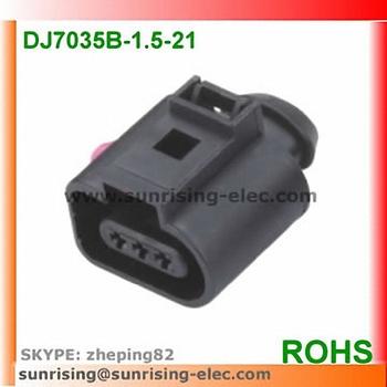 3 way volkswagen flat auto wiring harness connector buy volkswagen rh alibaba com
