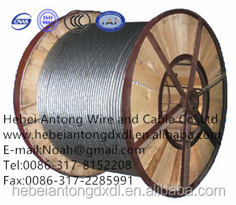 ACSR electric cable / Bare ACSR price in China
