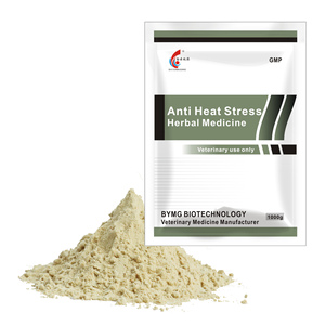Quickly relieve heat stress drug improve appetite vet medicine nutrition supplement