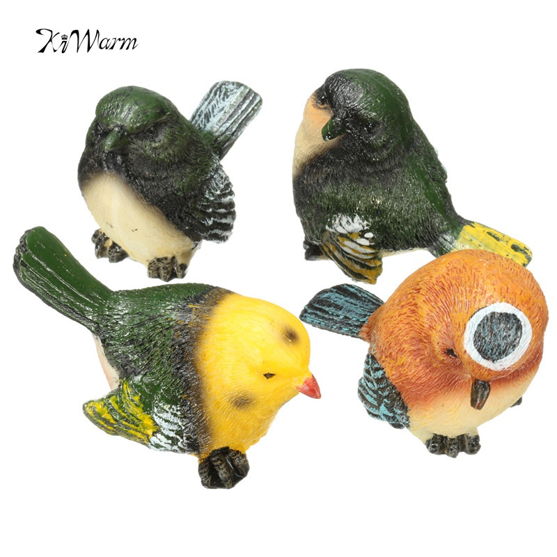 Buy Doll Furnishing Articles Resin Crafts Home Decoration: Popular Resin Bird Figurines-Buy Cheap Resin Bird