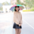 Hat umbrella wholesale   advertising ground umbrella hat umbrella wholesale